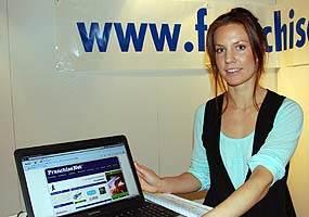 Ramona vid starten 2009